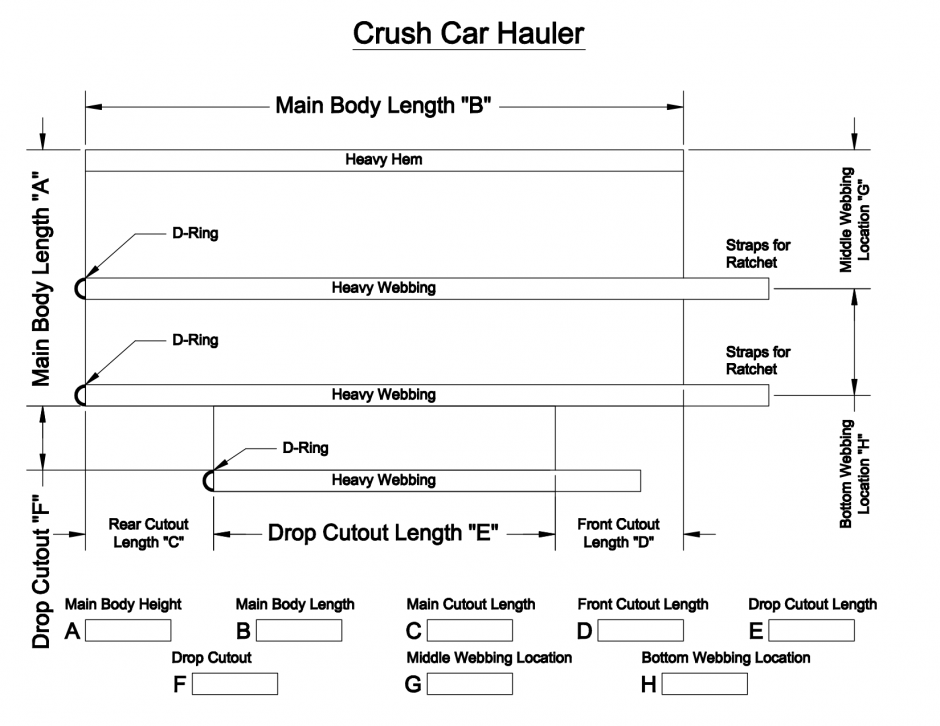 Crush Car Hauler